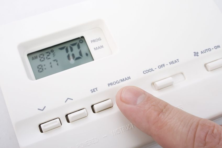 Thermostat | Fritts Heat & Air