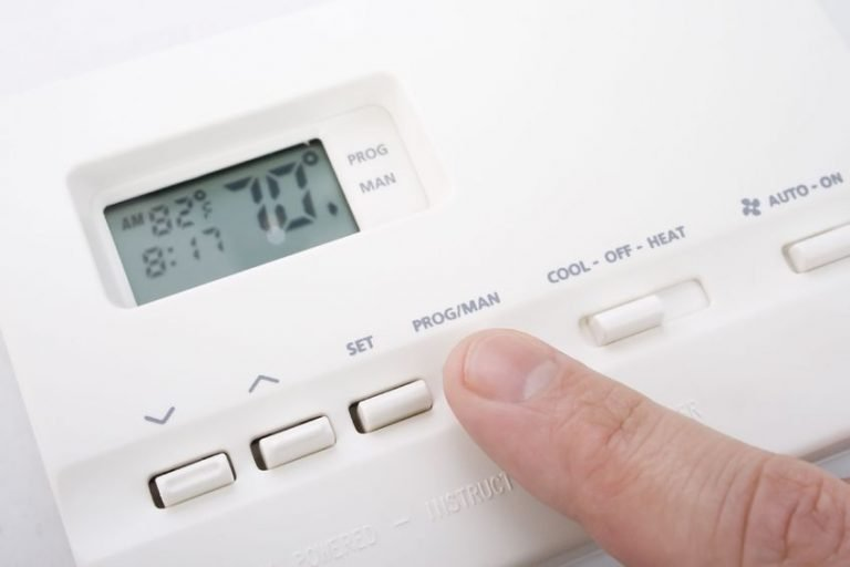 Thermostat Broken | Fritts Heat and Air