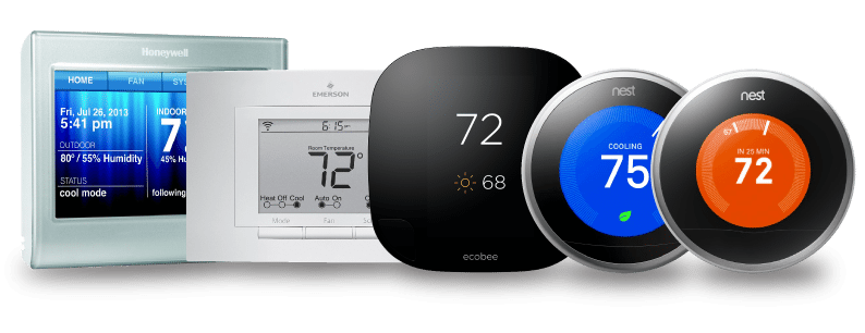 Smart Thermostat | Digital Thermostat Fritts Heat and Air