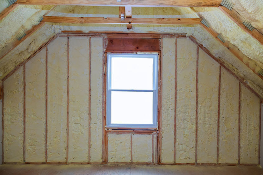 Proper Attic Insulation | Fritts Heat & Air