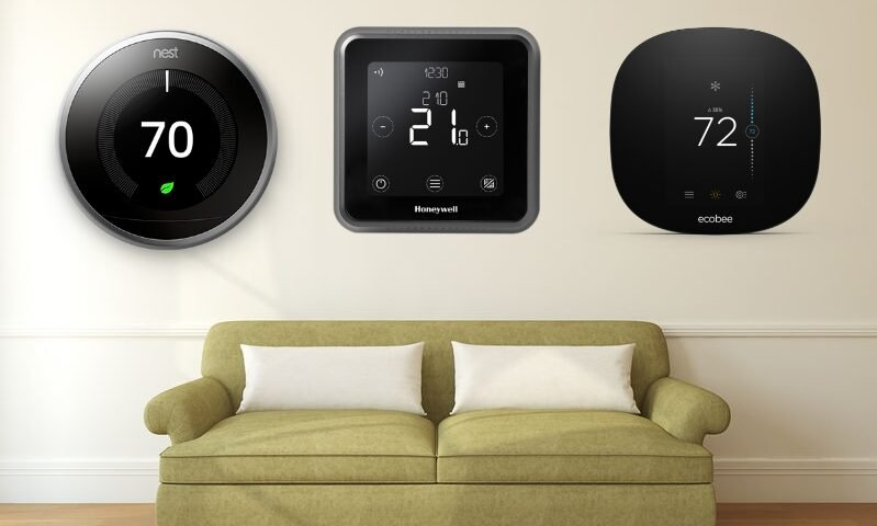 Smart Thermostat In Your Home | Fritts Heating & Air