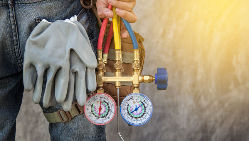 HVAC service checkup for summer   Fritts Heating & Air