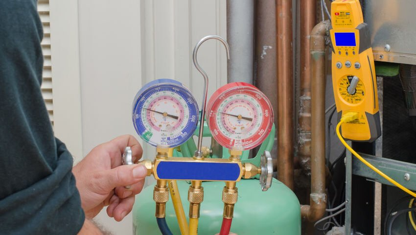 Air Conditioner Freon | Fritts Heating & Air