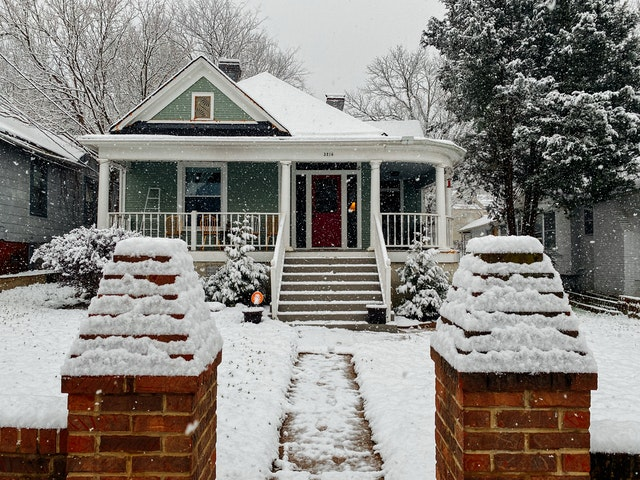 How To Keep Your Home Warm During Winter | Fritts Heat & Air